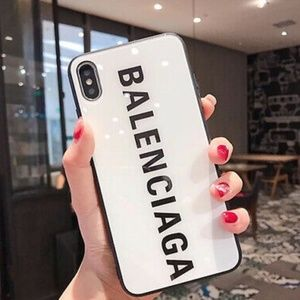 IPhone XS MAX balenciaga case